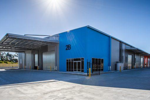 Cutler Court Warehouse
