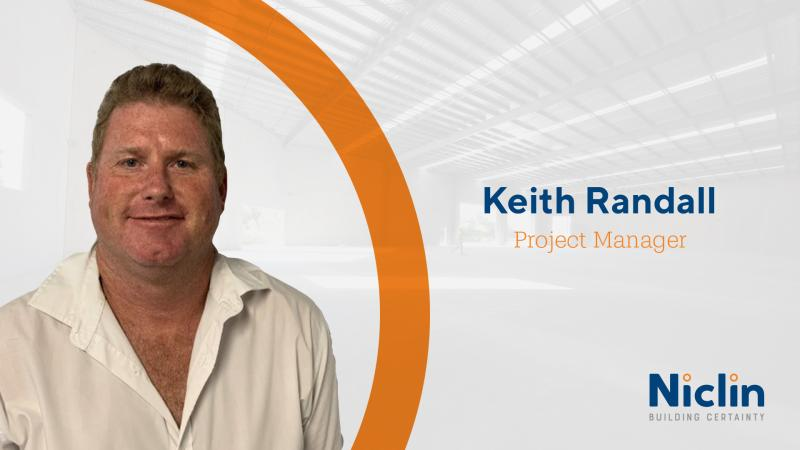 Niclin Keith Randall Project Manager